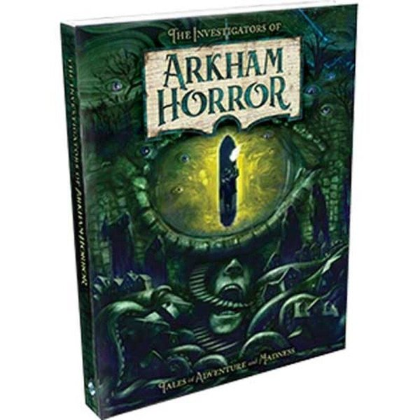 Arkham Novels: The Investigators of Arkham Horror (EN)