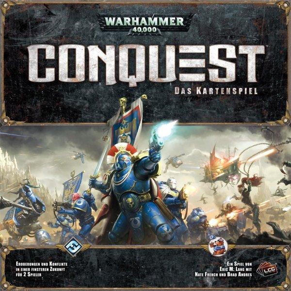 Warhammer 40K Conquest Kartenspiel (DE)
