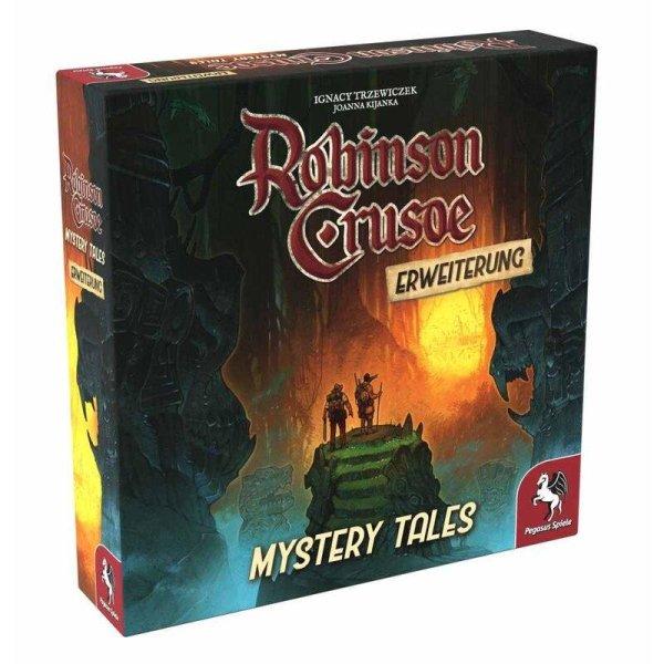 Robinson Crusoe: Mystery Tales, Erweiterung (DE)