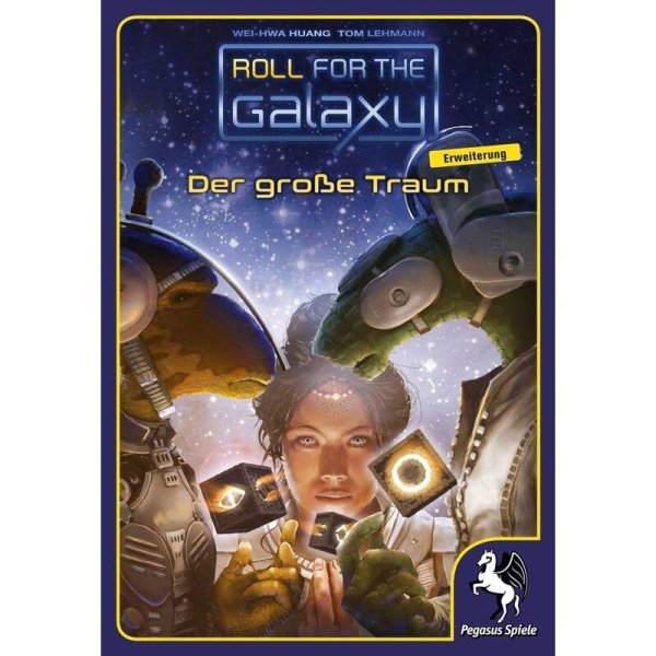 Roll for the Galaxy: Der große Traum Erweiterung (DE)