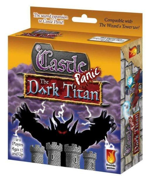 Castle Panic The Dark Titan (Englisch)