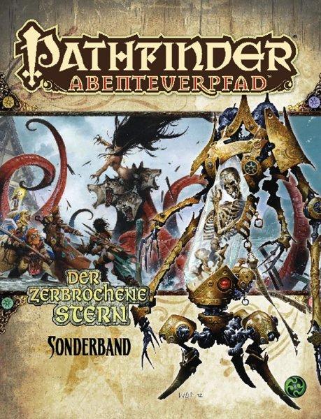 Pathfinder Abenteuerpfad: Der Zerbrochene Stern Sonderband (DE)