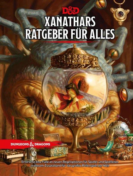 Dungeons & Dragons 5: Xanathars Ratgeber für Alles (DE)