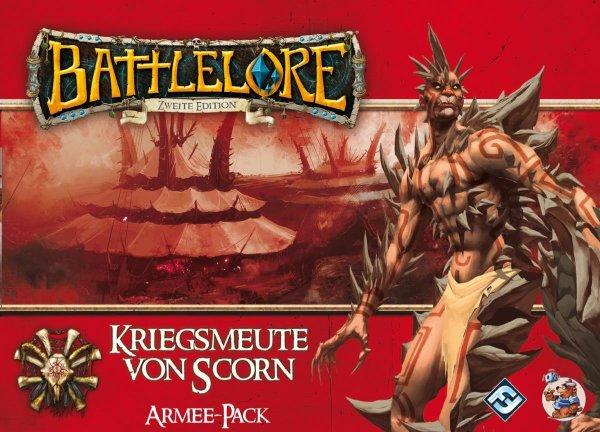 Battlelore: Die Kriegsmeute von Scorn Armee-Pack
