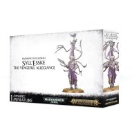 Daemons of Slaanesh - SyllEsske: The Vengeful Allegiance