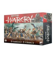 Warcry - Stormcast Eternals, Warhammer AoS Age of Sigmar