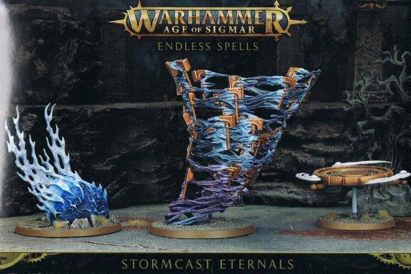 Endless Spells - Stormcast Eternals