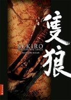 Sekiro Shadows Die Twice, Das offizielle Artwork