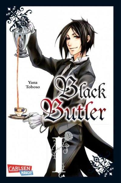 Black Butler Band 01 (DE)