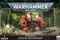 Blood Angels - Furioso Dreadnought Cybot