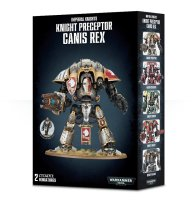 Imperial Knights - Knight Preceptor Canis Rex