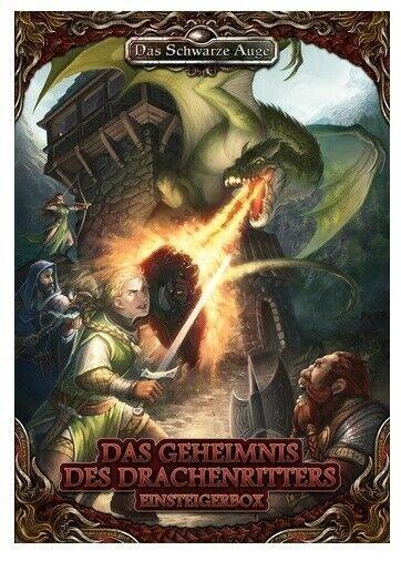 DSA 5 Einsteigerbox: Das Geheimnis des Drachenritters (DE)