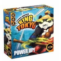 King of Tokyo Power Up Erweiterung 2. Ed (Deutsch)