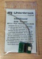 Uhlenbrock 31040 IntelliSound SUSI-Adapter MTC21 / PluX /...