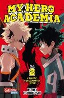 My Hero Academia Band 02 (DE)