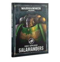 Codex-Ergänzung: Salamanders 2019 (DE)