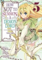 How not to summon a Demon Lord Band 05 (DE)