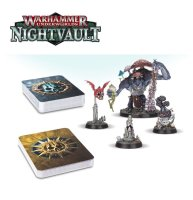 Warhammer Underworlds Nightvault: Mollogs Mob (DE)...