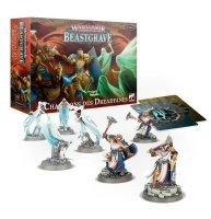 Warhammer Underworlds: Beastgrave - Champions des...