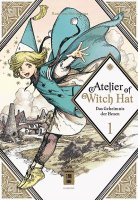 Atelier of Witch Hat Band 01 (DE)