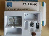 ESU 58814 N/TT/H0 LokSound 5 Micro DCC/MOT/mfx PluX16...