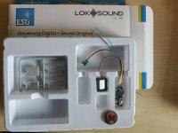 ESU 58816 N/TT/H0 LokSound 5 Micro DCC/MOT/mfx 6-pol.St....