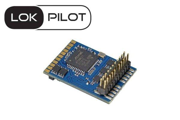 ESU 59612 LokPilot 5 Decoder Plux22 NEM 658 DCC/MM/SX/M4 RailCom (64617)