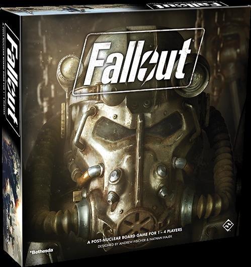 Fallout: Das Brettspiel (DE)