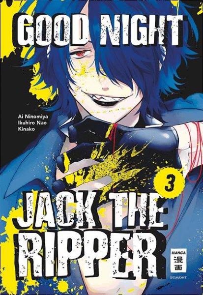 Good Night Jack the Ripper 3 - Ninomiya/Nao/Kinako