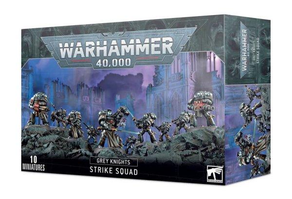 Grey Knights - Strike Squad