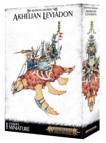 Idoneth Deepkin - Akhelian Leviadon, Warhammer AoS Age of Sigmar