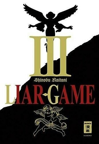 Liar Game 3 - Shinobu Kaitani