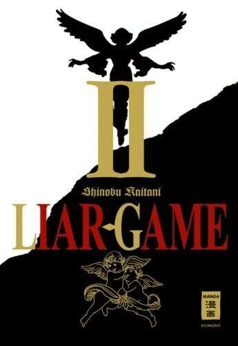 Liar-Game Band 2 - Shinobu Kaitani