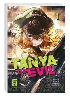 Tanya The Evil Band 01 (DE)