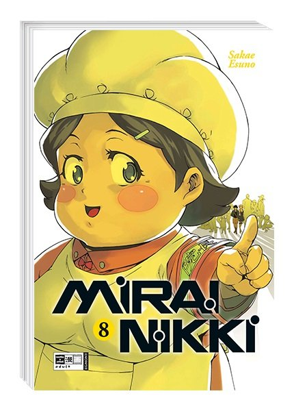 Mirai Nikki 8 - Sakae Esuno