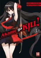 Akame ga KILL! Band 01 (DE)