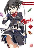Akame ga KILL! Zero Band 03 (DE)