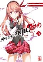 Akame ga KILL! Zero Band 04 (DE)