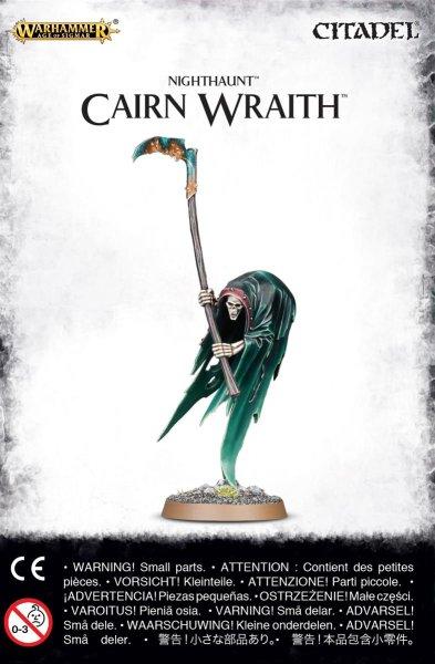 Nighthaunt - Cairn Wraith