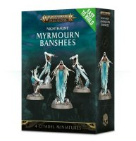 Nighthaunt - Easy to Build Myrmourn Banshees