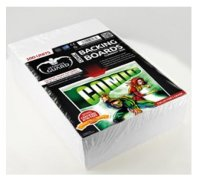Ultimate Guard Comic Backing Boards Current Size 100 Units