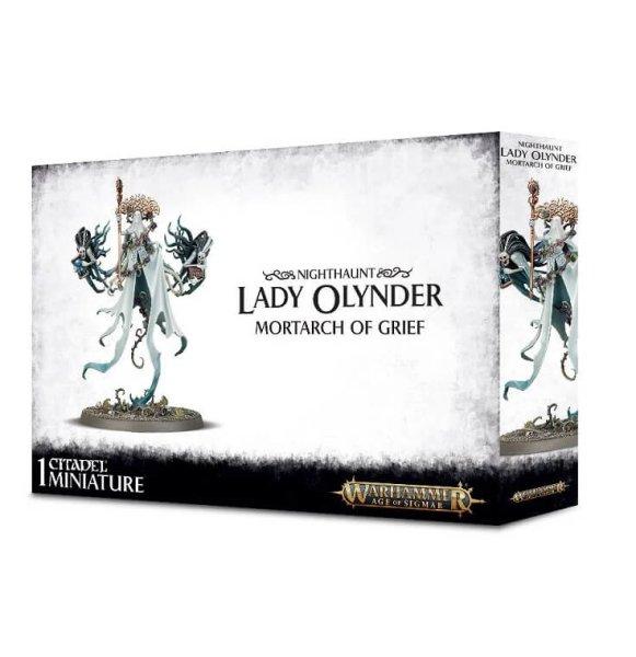 Nighthaunt - Lady Olynder Mortarch of Grief