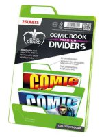 Ultimate Guard Comic Book Dividers Grün (25)