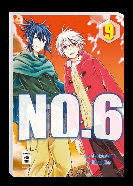 No. 6 Band 8 - Atsuko Asano Hinoki Kino