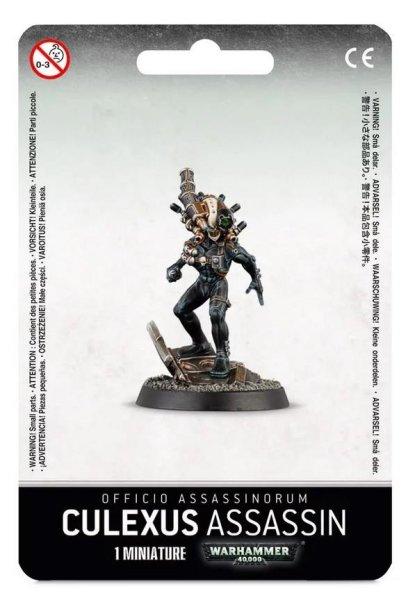 Astra Militarum Officio Assassinorum - Culexus Assassin