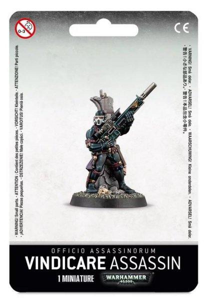 Astra Militarum Officio Assassinorum - Vindicare Assassin