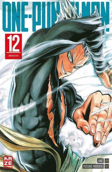 One-Punch Man Band 12 (DE) KAZE Manga