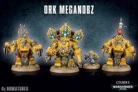 Orks - Ork Meganobz / Big Mek