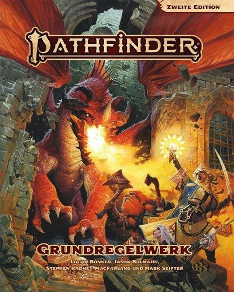 Pathfinder 2. Edition - Grundregelwerk (DE)