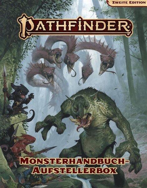Pathfinder 2. Edition - Monsteraufstellerbox (DE)